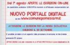 Nuovo portale digitale